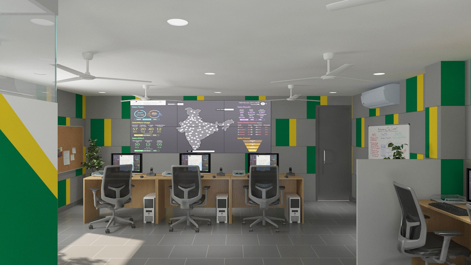 CCR Video Wall