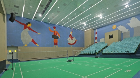 CLP Auditorium