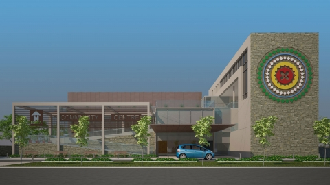 Huda Community Centre