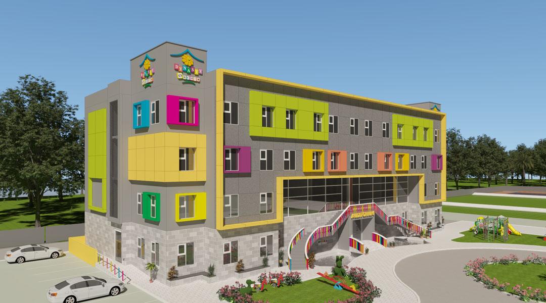 Kindergarten Block