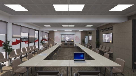 SIS Training Room